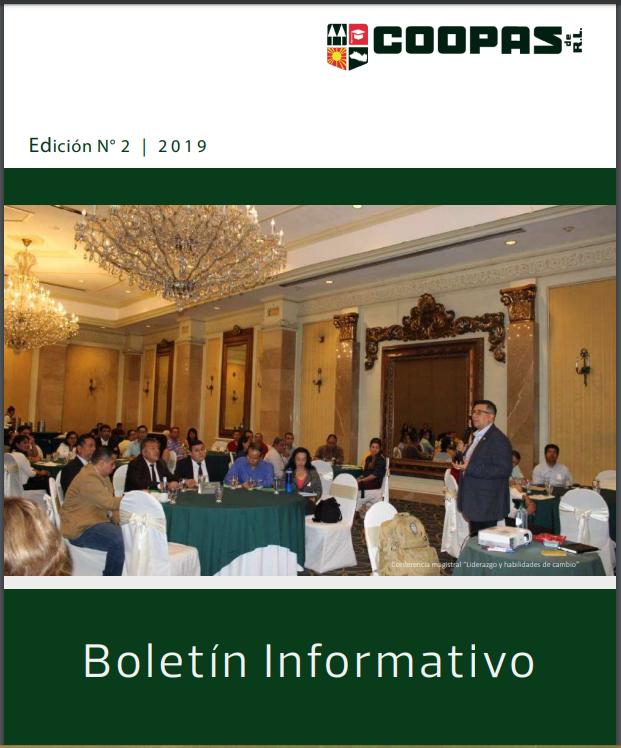 Boletin 2 2019